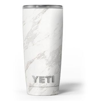 Marble Surface V3 Yeti Rambler Skin Kit