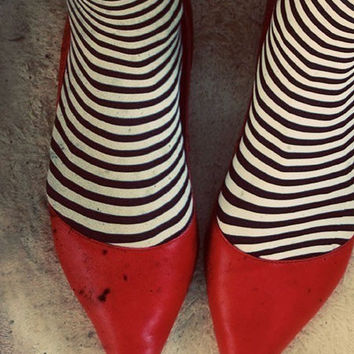 Red Shoes Photograph Fine Art Print