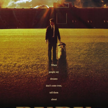 Rudy 11x17 Movie Poster (1993)
