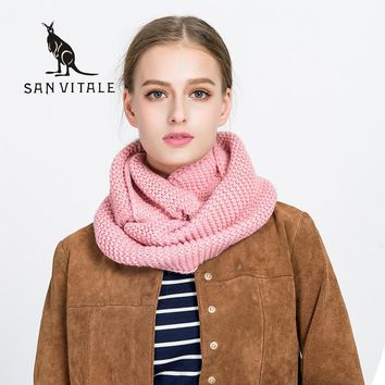 Scarves For Women Ring Scarf Winter Cape Designer Skull Casual Accessories Apparel Clothing Winter Warm Luxury Brand Girl Collar