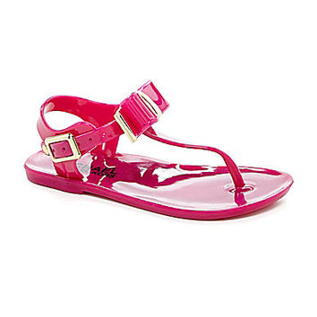 MICHAEL Michael Kors Girls' Jelly Lane Sandals
