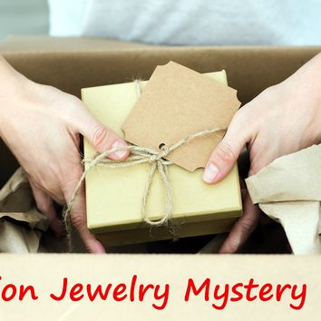 Fashion Jewelry Mystery Box