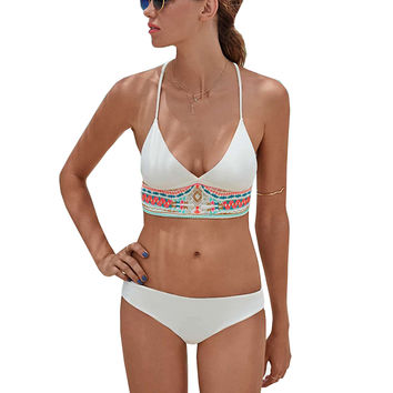 Sexy Swimsuit Bikinis Swimwear Women Bathing Suit