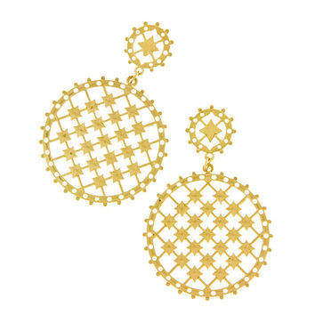 Missy Gold Earrings