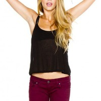 Brandy ♥ Melville |  Donelle tank - Tanks - Clothing
