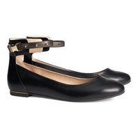 H&M - Shoes - Black - Ladies
