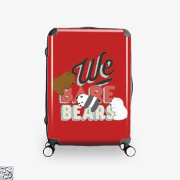 We Bare Bears, We Bare Bears Suitcase
