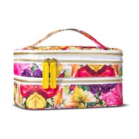 Sonia Kashuk® Triple Train Case Cosmetic Bag - Floral