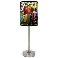 The Beatles Sea of Holes Table Lamp