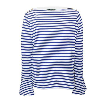 Adelaide Striped Top