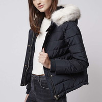 PETITE Quilted Jacket - Petite - Clothing