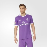 adidas Real Madrid Away Replica Jersey - Purple | adidas US