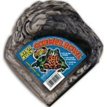 Zoo Med Laboratories Inc - Repti Rock Corner Bowl