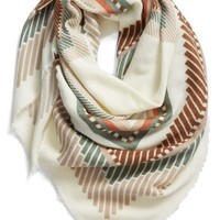 BP. Chevron Square Scarf | Nordstrom