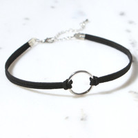 LA Hearts Circle Choker at PacSun.com