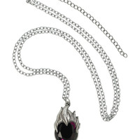 Disney The Little Mermaid Ursula Stone Necklace