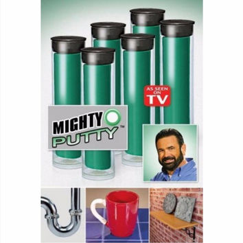 Free shipng 1pc Mighty Putty mightyputty resin clay,power putty,magic putty adhesive,POWERFULL EPOXY ADHESIVE SUPER GLUE