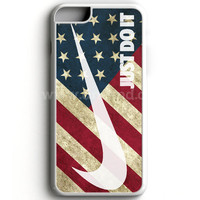 Us Flag Nike Just Do It iPhone 7 Case | aneend