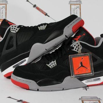 DCCKO03T Whosale Online Air Jordan 4 Retro 'Bred' 2012