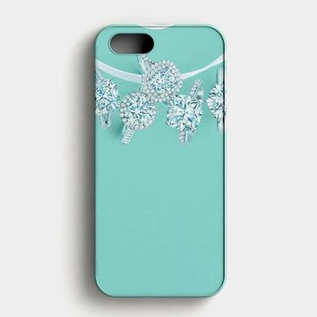 Tiffany And Co iPhone SE Case