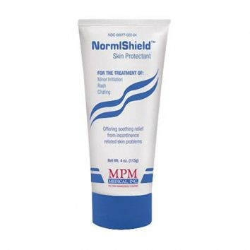 NormlShield Cream Skin Protectant, 4 oz. Tube Ointment Unscented | MPM Medical #MP00022