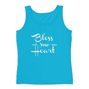 Bless Your Heart Ladies' Tank