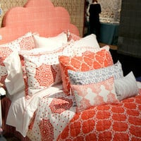 Jaggery  Matar Bedding  |  Apartment Therapy Marketplace