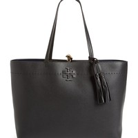 Tory Burch McGraw Leather Tote | Nordstrom