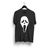 Plus Size Ghostface Halloween Shirt