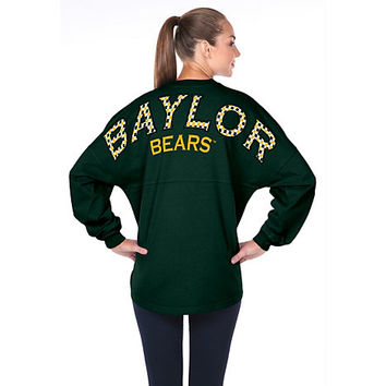Baylor Bears Women's Ra Ra Spirit Jersey Long Sleeve T-Shirt