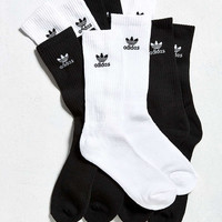 adidas Cushioned Crew Sock 6-Pack - Urban Outfitters