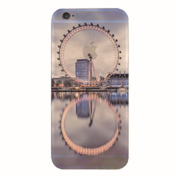City Scene Reflection Cool Case for iPhone