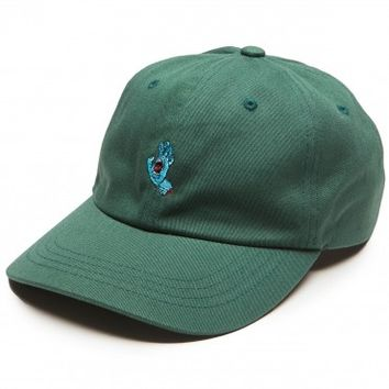 Santa Cruz Screaming Hand Baseball Hat