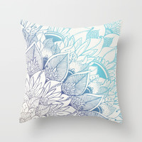 Keep Believing Throw Pillow by rskinner1122
