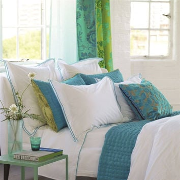 Designers Guild Astor Jade Bedding