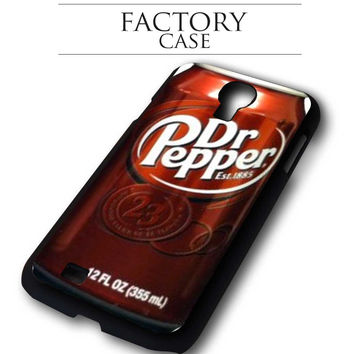 Dr pepper iPhone for 4 5 5c 6 Plus Case, Samsung Galaxy for S3 S4 S5 Note 3 4 Case, iPod for 4 5 Case