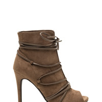 Date With Destiny Wraparound Heels
