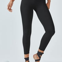 Lisette High-Waisted 7/8 Capri