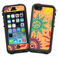 "Sun Tan ""Protective Decal Skin"" for LifeProof nuud iPhone 5 Case"
