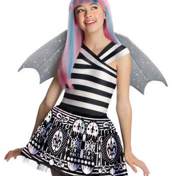Monster High Rochelle Goyle Child Costume Size Small 4-6 new in package