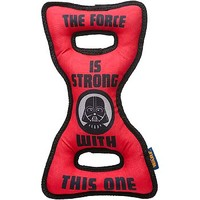 STAR WARS Darth Vader Dog Tug Toy