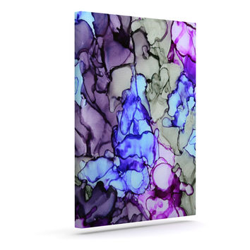 "Claire Day ""String Theory"" Outdoor Canvas Wall Art"