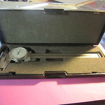 ABS IMPORT TOOL-LIMIT 6 INCH SHOCKPROOF DIAL CALIPER