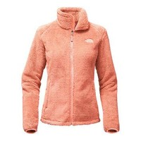 Women's Osito 2 Full Zip Fleece Jacket in Tropical Peach by The North Face - FINAL SAL