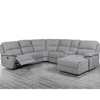 Graphite Motion Chaise Sectional