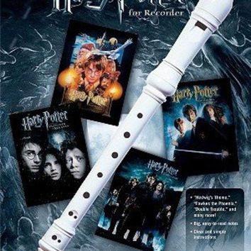 DCCKB62 Selections from Harry Potter for Recorder: Easy Recorder Songbook (Music Is Fun)