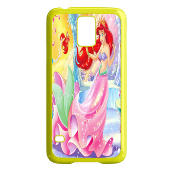 The Little Mermaid Ariel and Her Sisters Dance Samsung Galaxy S5 Case