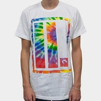 Tie Dye Logo | T-Shirt • The Official Letlive Online Store :: Powered by Kings Road Merch