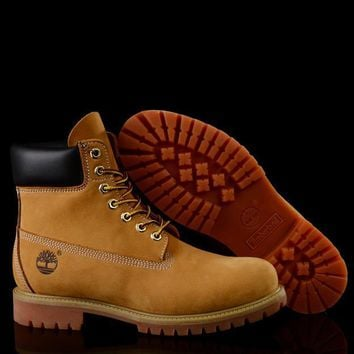 Timberland Women Men Casual Boots Shoes-6