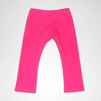 18 inch Girl Doll Clothes Hot Pink Leggings Knit Pants American Doll Clothes